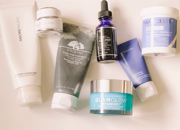 Skincare routine - the essentials