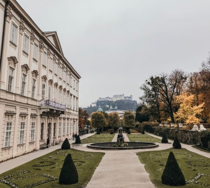 Top 8 (mostly free) Salzburg Sites