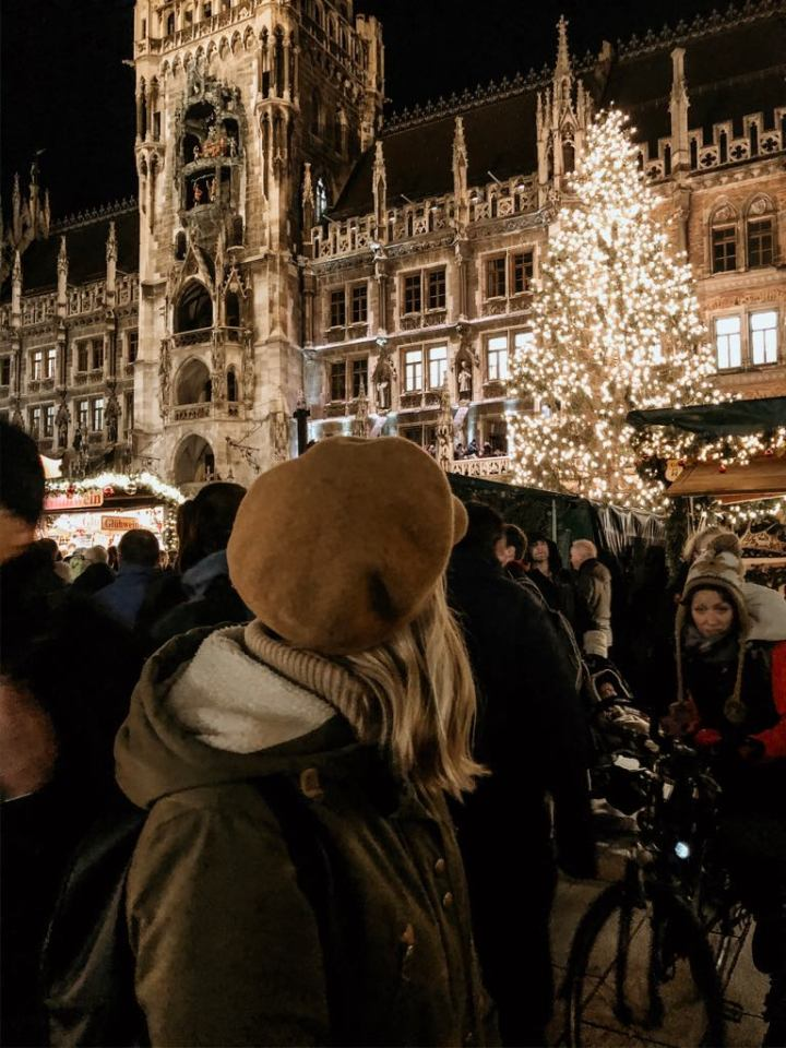 A Trip to Munich: Christmas Markets and More